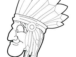 Native American Coloring Pages Printables Printable Native Coloring