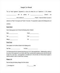 Rental Agreement Letters Ending Rental Agreement Letter Template. Tenant Agreement Letter ...