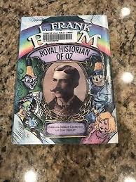 Angelica Carpenter L FRANK BAUM Royal Historian of OZ Illustrated 1992 |  eBay