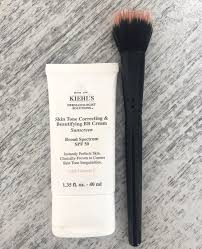 kiehl s skin tone correcting beautifying bb cream is clinically proven to correct skin tone irregularities