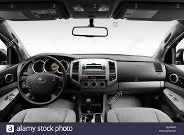 2010 Toyota Tacoma PreRunner in Gray - Dashboard, center console ...