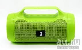 <b>Колонка</b> - Bluetooth <b>Charge</b> G10 (зеленый) — купить в ...