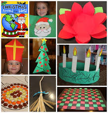 96 Best Holidays Around The World Images On Pinterest  Christmas Christmas Around The World Crafts For Preschoolers