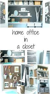turn closet into office turn closet into desk area turn bedroom closet into office mesmerizing office