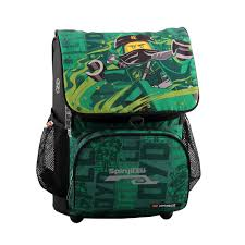 Kaufe LEGO School Bag - Optimo - Ninjago - Lloyd (2pcs) (20109-1908) -  Lloyd - inkl. Versand