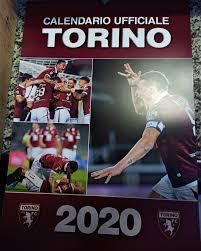Calendario Ufficiale Torino 2020