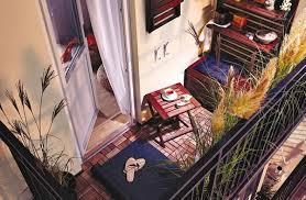 Apartment Balcony Decorating Ideas Painting Cool Design Ideas