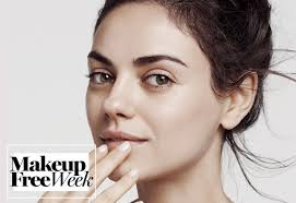6 glamour editors wore no makeup for a week here s what happened