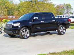 2007 Toyota Tundra Limited CrewMax | Here's my truck in my d… | Flickr