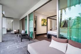 Palms One Bedroom Suite Suites Twinpalms Phukets Exciting Stylish Resort