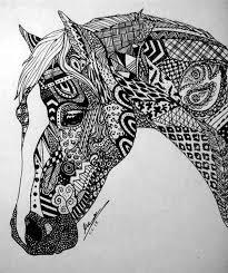 Zentangle Patterns Stunning Zentangle patterns printable animals 48 absolutely beautiful