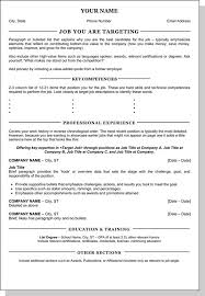 How Much Work History On Resumes Compare And Contrast The 3 Main Resume Formats Dummies