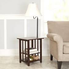 end table lamp combo best of rack bo unique lamps graceful in plan 17