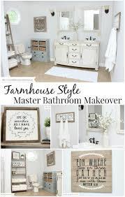 farmhouse bathroom ideas. Bathroom. Best 25 Farmhouse Bathrooms Ideas Bathroom