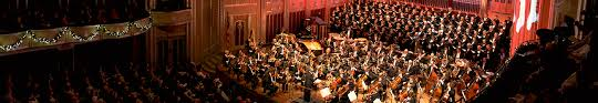 Cleveland Orchestra Christmas Concert