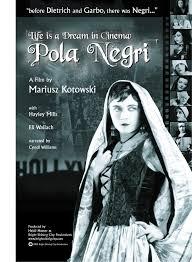 Life Is a Dream in Cinema: Pola Negri (2006) - IMDb