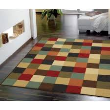 checd design multi 3 ft 3 in x 5 ft non skid