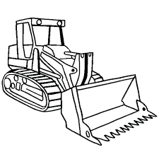 construction equipment coloring pages free construction equipment coloring pages excavator free printable