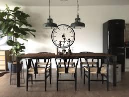 Esszimmer Stuhl Esstisch Kommode Wanddeko Wandu