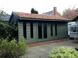 outdoor office shed. Insulated Garden Office Shed Outdoor Buildings A T