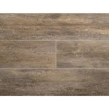 stainmaster 1 piece 6 in x 24 in groutable naturale petrified wood l