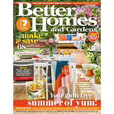 better homes and gardens february 2019