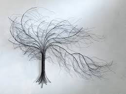 wall art designing increase your room elegance on metal wall art tree blowing wind with 129 best art installation ideas images on pinterest art
