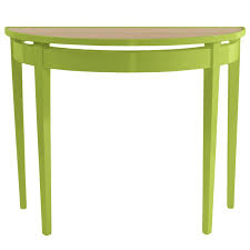 lime green furniture. furniture demilune lacquer console table lime green 16 colors available