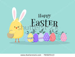 easter egg hunt template cute easter egg hunt poster vector download free vector art stock