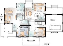 House Plans With Mother In Law Suites   And A Mother In Law Houses With Inlaw Suites