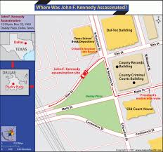Where Was John F Kennedy Assassinated Answers