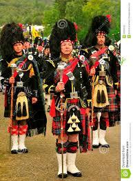 three drum majors braemar scotland editorial photography image  three drum majors braemar scotland