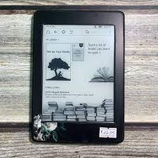 Máy Nhật Cũ] Máy Đọc Sách Kindle paperwhite 2 6th Code 51695
