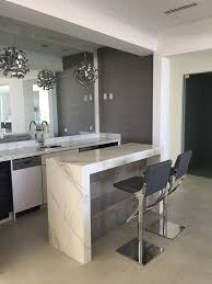 miami wallpaper gray and white with heating cooling companies home bar contemporary open floor plan marble
