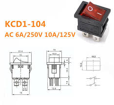 20 Toggle Switch Wiring Diagram On Off On Rocker Switch Wiring Diagram