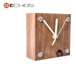 wooden desk clock modern wooden clock office desk small wooden desk clocks
