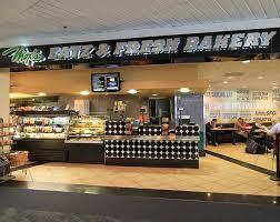 Maxs Eatz And Fresh Bakery San Francisco International Airport