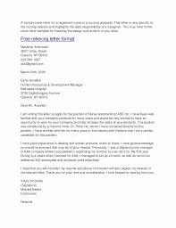 Nursing Cover Letter Format Home Care Nurse Resume Nursing Cover