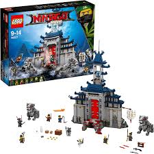 Amazon.com: LEGO Ninjago - Temple of The Ultimate Weapon: Toys & Games