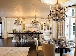 Transitional Kitchen Lighting Kitchen Island Table Ideas And Options Hgtv Pictures Islands