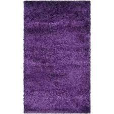 purple rug runner bath
