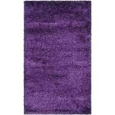 purple rug runner bath