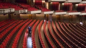 Good Tush News Straz Center Upgrades Seats In Morsani Hall