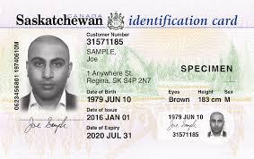 Saskatchewan New Driver's New Licence Saskatchewan Driver's Licence New