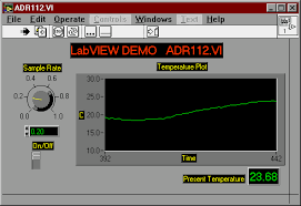 Using Labview With Rs232 Or Rs485 Data Acquisition Interfaces