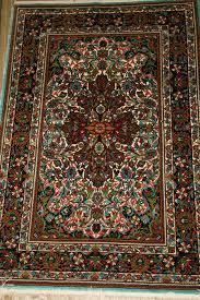 oriental silk rug chinese