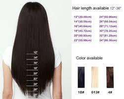 18 Inch Hair Chart 100 Human Hair Hair Weave Promotion Loose Wave Hair