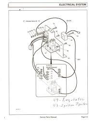 ezgo txt wiring diagram 48 best wiring library Ezgo TXT Wiring-Diagram Trouble at 1996 Ezgo Txt Wiring Diagram