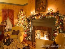 Living Room Christmas Decoration Christmas Living Room Metkaus