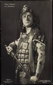 Ansichtskarte / Postkarte Schauspieler Hans Siebert als Holofernes ... - 426409